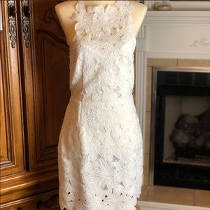 Akita Chicago Label white dress